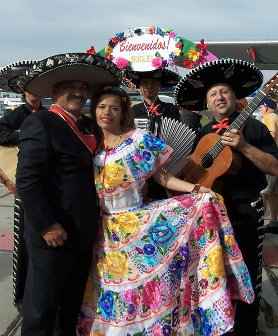 thema feest mexicaanse feest