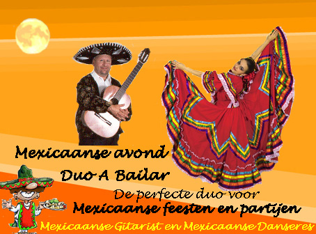 Thema feest: Mexicaanse feest